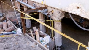 Commercial Foundation Repair in Venice